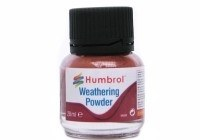 Weathering Powder 28ml- Iron Oxide