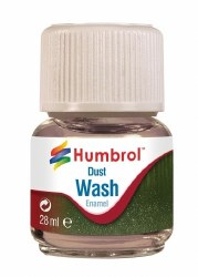 28ml Enamel Wash - Dust