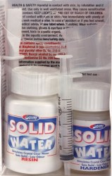 Solid Water 90gm Thermosetting