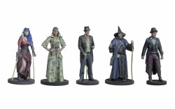 Steampunk Passengers Standing Pack 1 (5)