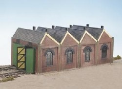 Two Road Engine Shed
