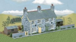 Semi-detached Stone Cottages