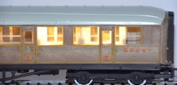 Automatic Coach Lighting - Warm White/Standard