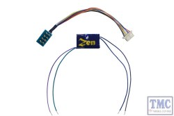 Zen Mini 8 Pin Harness 4 Funct