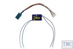 Zen Mini 8 Pin Harness 4 Funct