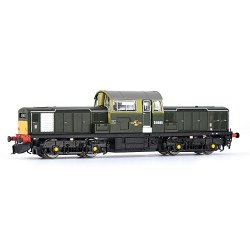 Class 17 D8585 BR Green (Small Yellow Panels)