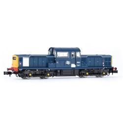 Class 17 8512 BR Blue