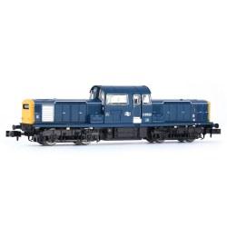 Class 17 D8523 BR Blue