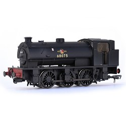 J94 Saddle Tank 68075 BR Black (Late Crest) [W]