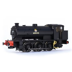 J94 Saddle Tank 68043 BR Black (Early Emblem)