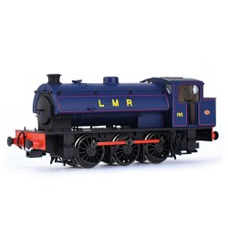 J94 Saddle Tank 195 Longmoor Military Railway Lined Blue