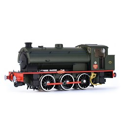 J94 Saddle Tank Army 92 'Waggoner' Army Green