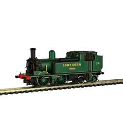LSWR Adams 02 34 'Newport' SR Malachite Green
