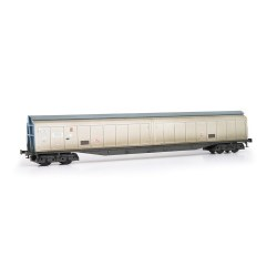 Cargowaggon 279-7-604-6 Silver & Blue Unbranded [W]