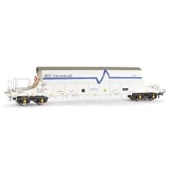 PBA Tiger Wagon TRL 11603 ECC International White