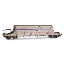 PBA Tiger Wagon TRL 11620 ECC International White [W]