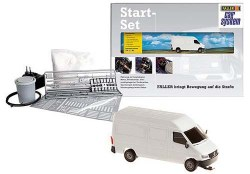 Car System Starter Set MB Herpa Sprinter Van