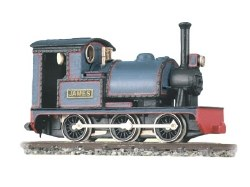 0-6-0 or 0-4-0 Saddle Tank James