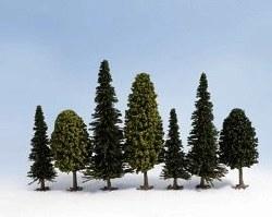 25 Mixed Trees