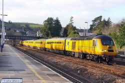 Class 43 HST 43014/062 Network Rail New Measurement Train