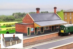 Fordhampton Station Plastic Kit