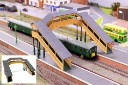 Fordhampton Footbridge Plastic Kit