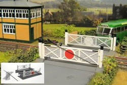 Fordhampton Level Crossing Plastic Kit