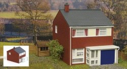 Fordhampton 1960s Three Bedroom House Plastic Kit