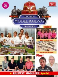The Great Model Railway Challange - A Railway Modeller Special Publication