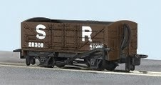 SR Livery Open Wagon No 28308
