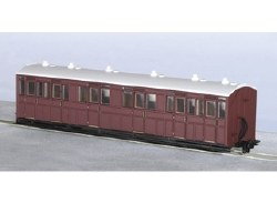 Unbranded  Composite Coach L&B Style in Indian Red