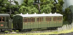 Lynton and Barnstaple Railway Composite Coach 1st 3rd Southern Railway