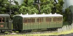 Lynton and Barnstaple Railway Composite Coach 1st 3rd Southern Railway
