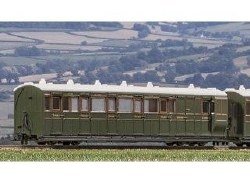 Lynton and Barnstaple Railway Brake Coach Southern Railway