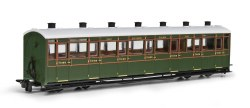 Lynton and Barnstaple Railway All Third Coach SR Livery Number 2469