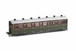 Lynton and Barnstaple Railway All Third Coach SR Livery Number 2471