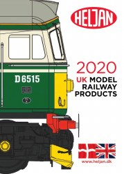 Heljan UK 2020 Catalogue