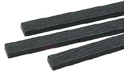 Moulded Wood Grain Sleepers for turnouts