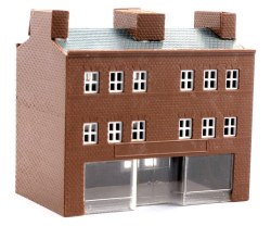 3 Storey Town Shop