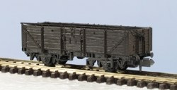 Open Wagon Tarpaulin