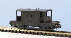 Brake Van NE or BR type