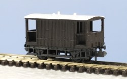 Brake Van LMS type