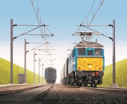 OHLE Catenary System Start-Up Pack
