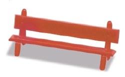 Platform Seats red
