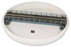 Turntable Kit well type deck length 305mm (12 IN)