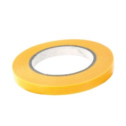 Triple Pack of Flexible Masking Tapes (1 x 3mm, 1 x 6mm and 1 x 10mm)