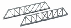Truss Girder Bridge Sides 143mm 558in long