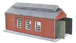 Engine Shed brick built type