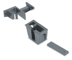 'Elsie' ELC Couplings Hardlon mouldings