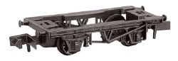9ft Wheelbase Wagon Chassis with Steel Type Solebars and Disc Wheels